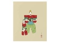 hina figure by shoen uemura