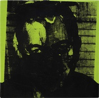 untitled (sidney janis) by andy warhol