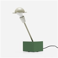 don table lamp by ettore sottsass