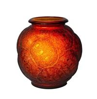 tortues, vase by rené lalique