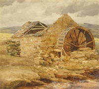 watermill by mary georgina barton