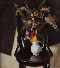 still life by norman edgar