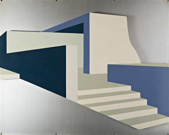 terrazzo con scala by gianfranco pardi