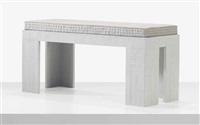 banc mekano a bench by ingrid donat