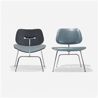 rare lcms, pair by charles and ray eames
