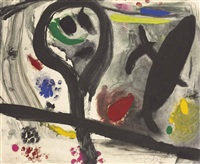 personnage by joan miró