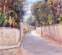 street view by vassilij filippovich levi