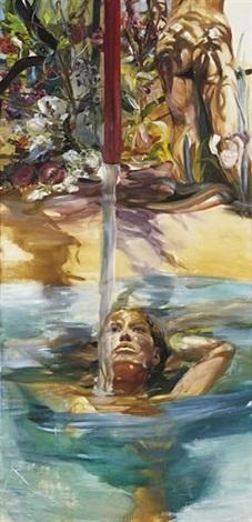 swimmer by natalie frank