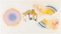 hot lake by james rosenquist