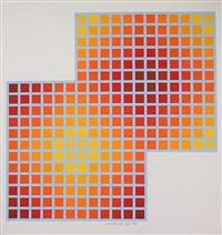 double squares by richard anuszkiewicz