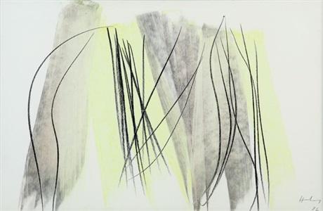 artwork by hans hartung