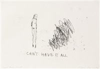 can't have it all by tracey emin