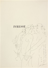 ivresse (bk w/1 work) by hans erni