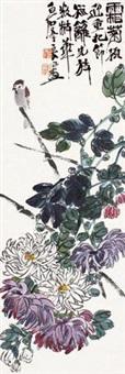 花鸟 by qi liangsi