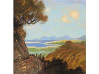 the gamtoos river by william mitcheson timlin