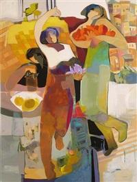 self expression by hessam abrishami