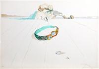 desert bracelet (essence of time) from time by salvador dalí
