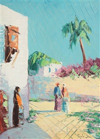 tunis by rudolph negely