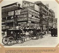 a yank's memories of calcutta (album of 64 works) by clyde waddell