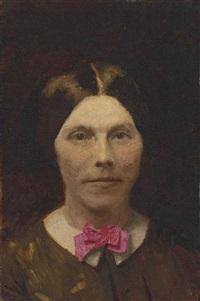 mrs. samuel hall williams (abigail swing) by thomas eakins