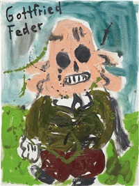 untitled (g. feder) by andré butzer