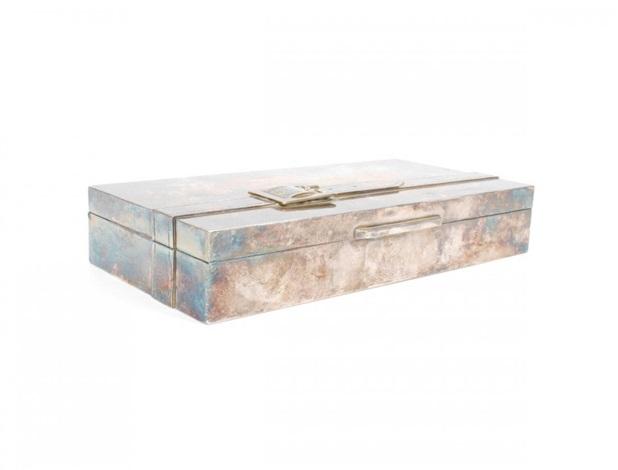 buckle box by maria pergay