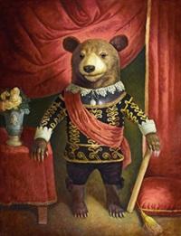 portrait of prince koguma by tomoaki ichikawa