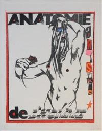sans titre (portfolio of 12) by jean-luc verna