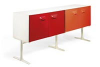 cabinet by raymond fernand loewy