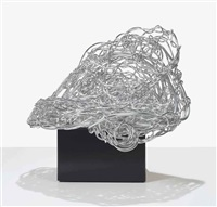 'botticelli wire' chair by forrest warden myers
