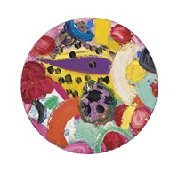 loth to depart by gillian ayres