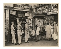 a yank's memories of calcutta (60 works) by clyde waddell