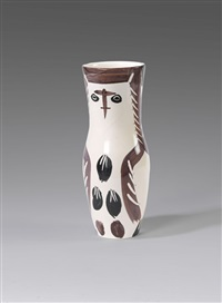 young wood-owl by pablo picasso