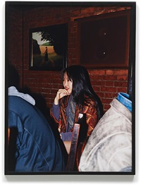 girl in bar, tokyo from empty heaven by paul graham