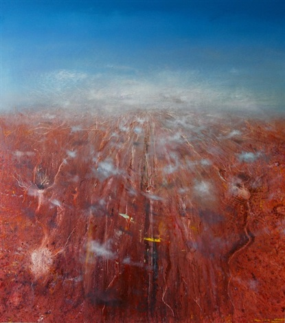 zephyr simpson desert by ken johnson