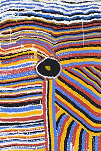 mundunburry by napanangka nancy naninurra