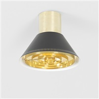 ceiling fixture by paavo tynell