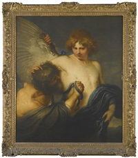 icarus and daedalus by sir anthony van dyck