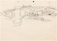 pont by lyonel feininger