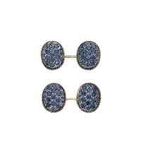 a pair of cufflinks by buccellati