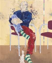 dos sillas y uno by luis granda