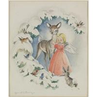 the littlest angel by janet laura scott