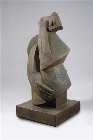 sculpture cubiste