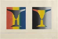 cups 4 picasso by jasper johns