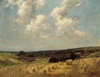 harvesting by rosie j. morison