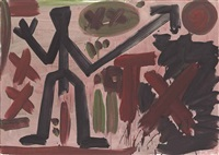 untitled (tx) by a.r. penck