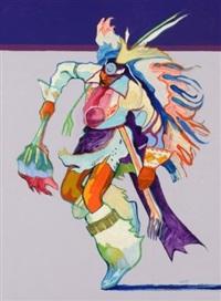 feather dancer by john nieto