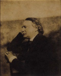 victor hugo by auguste vacquerie