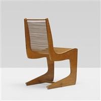 prototype chair by harry bertoia