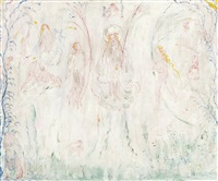 le royaume de vénus (the kingdom of venus) by james ensor